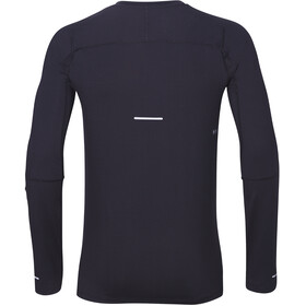 asics Thermopolis Plus LS Shirt Men Performance Black/Performance Black